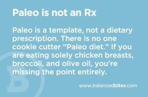 PaleoIsnotRx